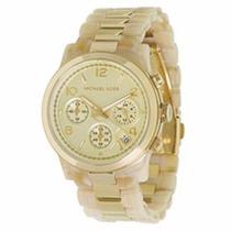 Relógio Michael Kors Mk5139 Madrepérola Original.c/ Garantia
