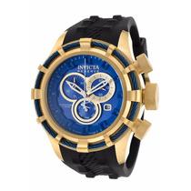Relógio Invicta Bolt Sport 15785 Banhado Ouro 18k 50mm Swiss