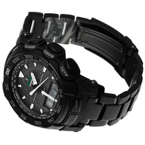 Relógio Casio Protrek Prg-550bd-1dr Alpinismo, Altimetro Sol
