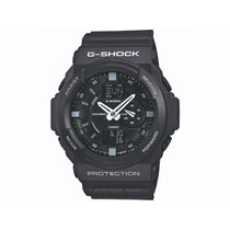 Casio G-shock Ga-150-1adr 5255 Original Preto