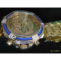 Relógio Masculino Estilo Invicta Muito Barato+frete Grátis