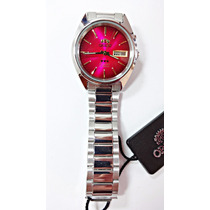 Relógio Orient Automático Aço 21jewels Frete Grátis Or 107