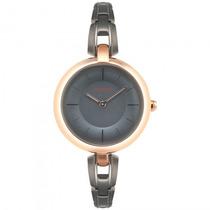 Relógio Orient Ftss0029 P1gx Feminino Dourado - Refinado