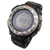 Prg-260-1 Relógio Casio Protrek Altímetro Barômetro Termô...
