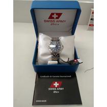 Relógio Swiss Army Dhc+ Novo