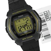 Relogio Casio Hdd 600 Serie Ouro Alar Crono Hdd600 Db36