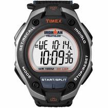 Relógio Timex Ironman 30-lap T5k415wkl/8n T5k415 Preto