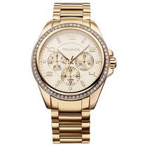 Relógio Technos Feminino Elegance Swarovski 6p29jf/4x.