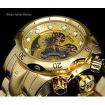Lançamento Invicta 14462 Venom B.ouro 18k + Frete Gratis