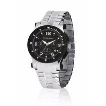 Relógio Victor Hugo Multifunção 10064gss/02m