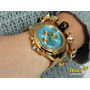 Invicta Feminino Angel 18750 - 40mm Banh Ouro 18k - 5th Ave