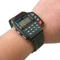 Relógio De Pulso - Controle Remoto - Calculadora - Tv Dvd
