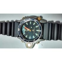 Relógio Citizen Aqualand C023 Dm Antigo - Super Conservado