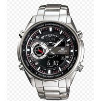 Relógio Casio Edifice Efa-133d-1avdf Em 12x S/ Juros