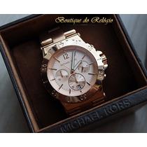 Relógio Michael Kors Mk5314 - Caixa + Manual - Original