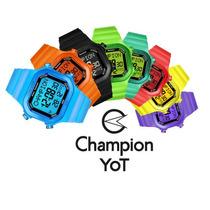 Relógio Champion Yot Troca Pulseiras Cp40180x Garantia E Nf