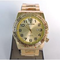 Relógio De Aço Inox Rip Curl A3228 Promoção