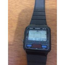 Relógio Casio Game Gf-2 - Anos 80 - Raro - Antigo