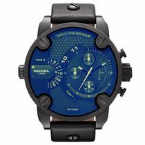 Relógio Diesel Dz7257 Couro Promoção Garantia Sedex Grátis