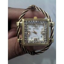 Relógio Crystal Mryes Barato Das Mulheres