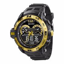 Relógio X-games Anadigi Xmppa145 - Garantia E Nota Fiscal