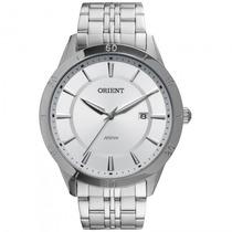 Relógio Orient Mbss1256 S1sx Masculino Prata - Refinado