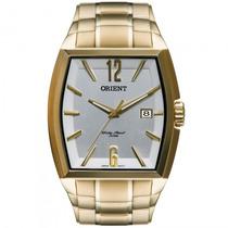 Relógio Orient Ggss1014 S2kx Masculino Dourado - Refinado