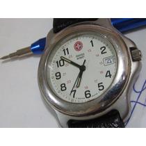 Relógio Swiss Army - 12 X S/ Juros No Cartão !