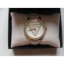 Relógio Feminino Guess Branco - Original!!