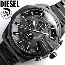 Relogio Diesel Masculino Dz4283 Preto Original Oferta