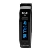 Smart Watch Timex Ironman Move X20 Tw5k85500/ti - Preto