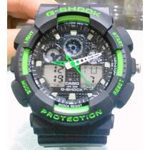Relógio Casio Protection Triple Sensor G-schock