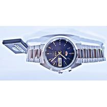 Relógio Automático Orient Original Wr 21 Jewels Fem0401qd9