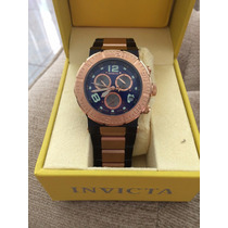 Invicta Mens Reserve Collection 18k Rose