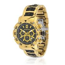 Relógio Victor Hugo Multifunção 10093gsg/02m