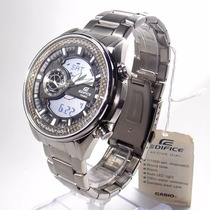 Relógio Masculino Casio Edifice Efa-133d 8av Analógico Digit