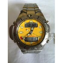 Relógio Citizen Aqualand Ii Promaster Jp1060-52x Sedex Grati
