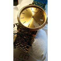 Relógio Feminino Tissot Original Novo