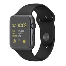 Apple Watch 42mm Space Grey Aluminium E Outros.