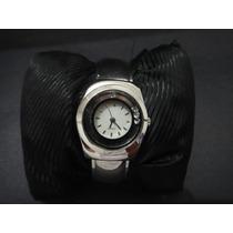 Relógio De Pulso Tipo Bracelete Redondo