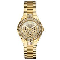 Relógio Feminino Guess, Resistente À Água 50m - 92347lpgsda5