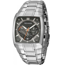 Relógio Technos Performance Ts_carbon Modelo Os20hw/1l