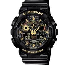 Relógio Casio G-shock Modelo Ga-100cf-1a9dr