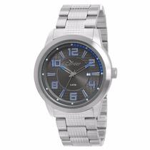 Relógio Condor Masculino Prata Co2115tp/3c