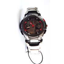 Relógio Orient X Games Masculino Anadigi Prova Xpmsa014 Xm07