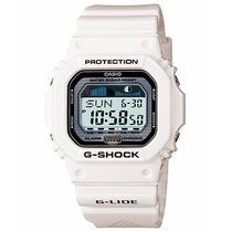 G-shock Glx 5600 G-lide Branco/preto/vermelho/verde Original