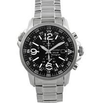 Relógio Seiko Solar Adventure Ssc075 Classic Cronografo