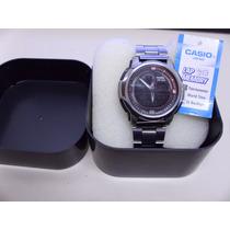 Relógio Casio Aqf-102 W Lap Memory Termômetro 100m Aqf102