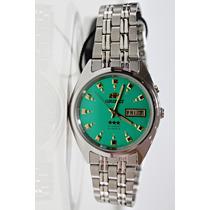 Relógio Automático Orient 21 Jewels Prova Dágua Fem0401nn9