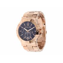 Relógio Michael Kors Rosé Feminino Modelo Mk5410